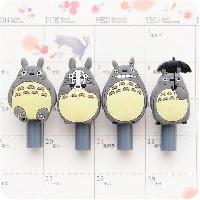 4 Totoro pel pen toppers