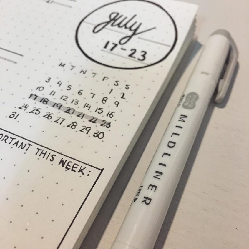 How Bullet Journaling And Passion Planning Helped My Organization