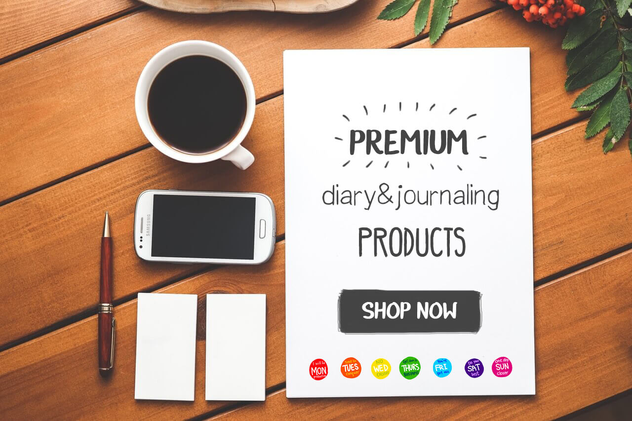 diarying premium stationery products