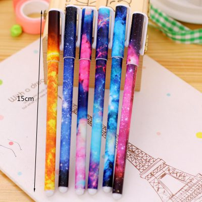 Dimensions Of Starry Sky Gel Pens