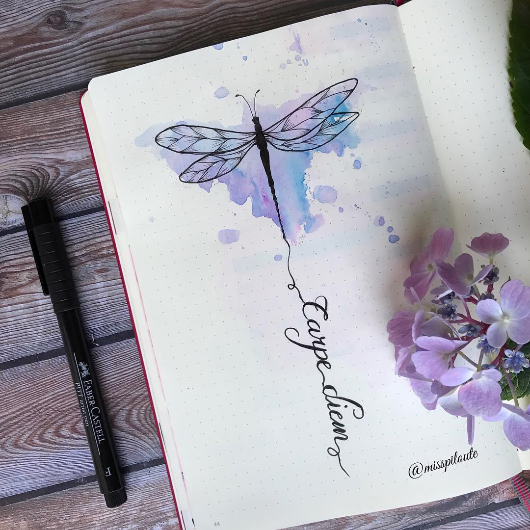 The Creative Bullet Journal