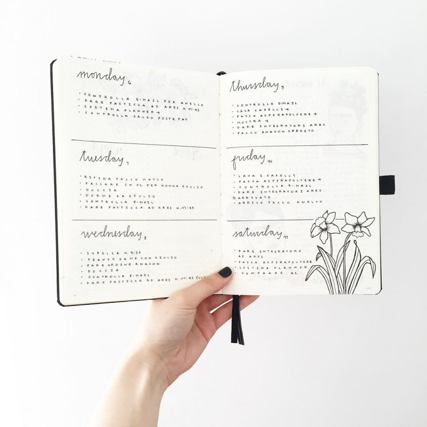5 Benefits Of Bullet Journaling