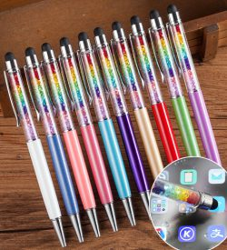 Rainbow Rocks Stylus Pen Options And Demo